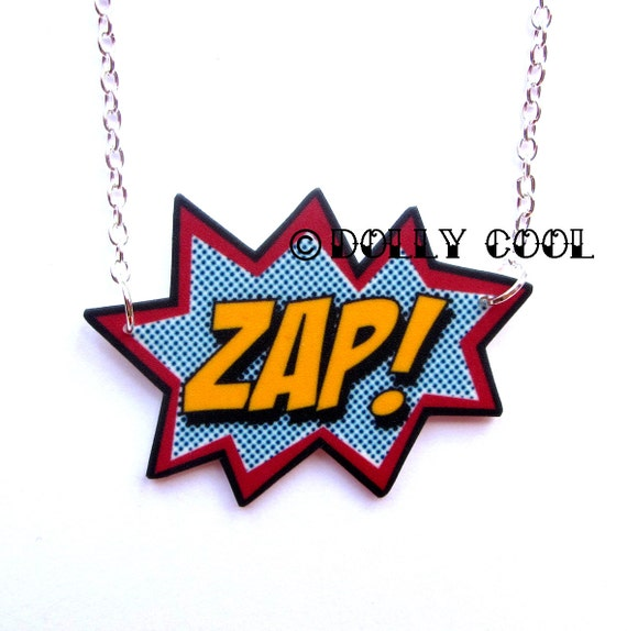 ZAP Necklace by Dolly Cool