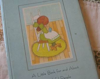 All About You a Sweet Vintage Hallmark Friendship Book