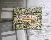 Edmonton : A Colouring Book