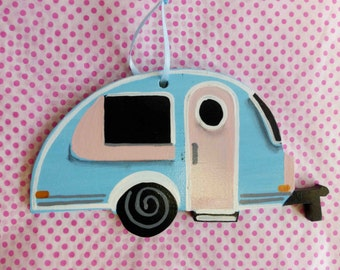 Cute Camper Ornament