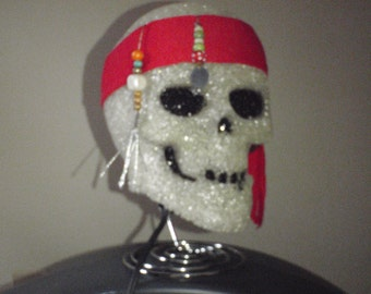 Halloween Skull Lamp for Party and Fun