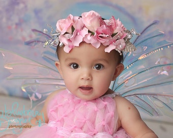 baby fairy, Newborn fairy, fairy dress, newborn photography fairy