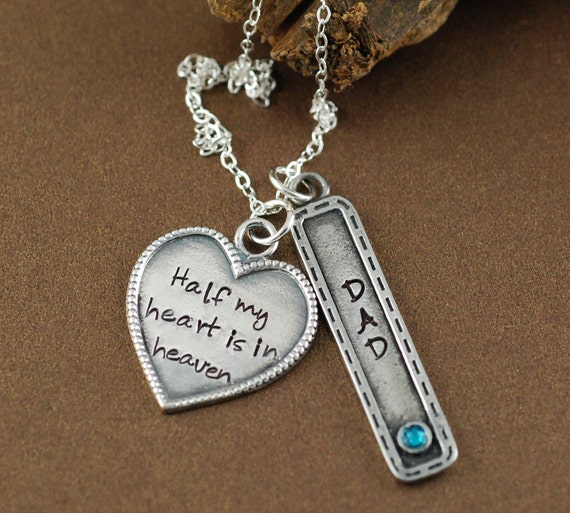 Sweet remembrance necklace