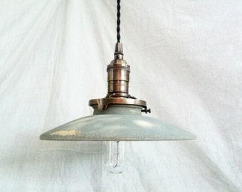 Lighting, Pendant Lights, pottery, pendant lighting, Hanging light, Light Fixture, ceiling light, industrial lighting, Ships FREE to USA