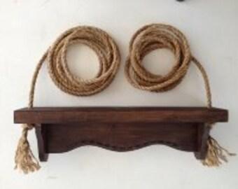 Rope swing, Sunset model