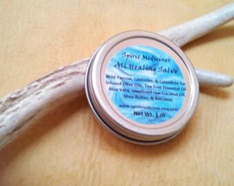 All Healing Salve - Spirit Medicines - 1oz