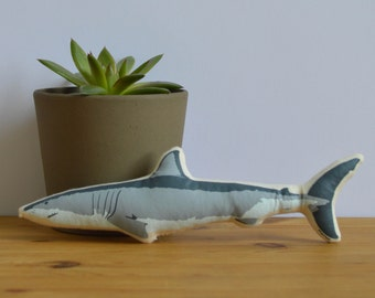Plush Shark Toy