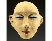 Ceramic Wall Mask - Sam