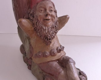 Vintage Cairn Studio Tom Clark Gnome Saturday  Re-Signed and Retired