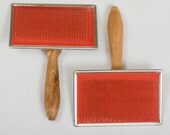 Wool Carders - Hand Carders (pair) - 72 Point Carding Cloth