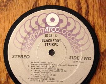 Blackfoot Strikes Coaster