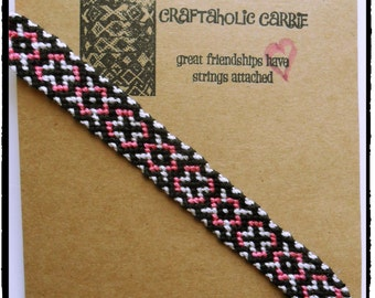 Woven Friendship Bracelet # 31841