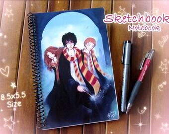 Lumos Sketchbook or Notebook Journal