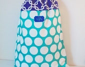 Laundry Bag for College, Monogrammed Laundry Duffle Bag, Grad Gift, Large Drawstring Laundry Bag, Personalized Gift for Graduating Seniors