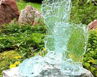 "Glass on Granite:  ""Gathering"""