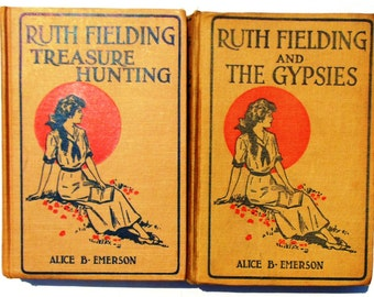 Ruth Fielding Treasure Hunting and The Gypsies
