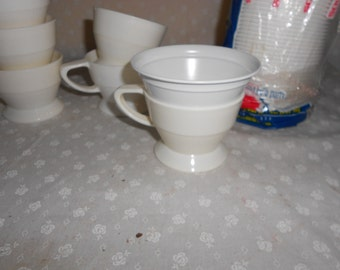 Solo Cups and liners 9 cups white