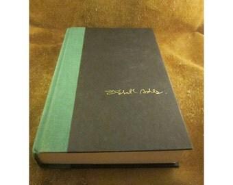 The Property of a Lady - Novel by Elizabeth Adler – Vintage Hardcover Book