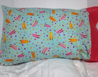 Fun Popsicle Pillowcase!