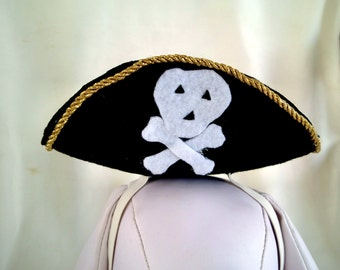 Dogs, Cats, Pets PIRATES HAT