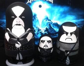 Immortal Matryosha Dolls