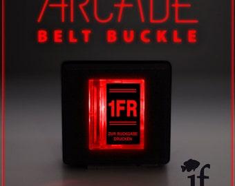 Arcade Belt Buckle - 1FR (Franc)