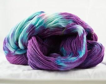 Hand-dyed sock yarn, Cloud, Friendship is Magic