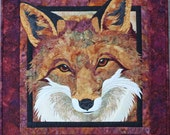 Red Fox Toni Whitney Fusible Applique Quilt Pattern