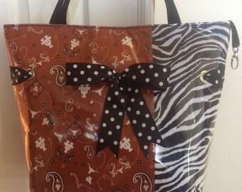 Texas UT Longhorn Tote Bag
