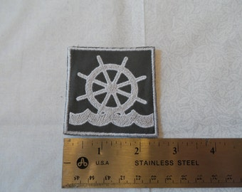 Riverboat Captain Patch
