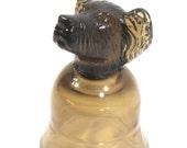 Vintage Avon Dog Jiggers (Shot) / Votive Glass
