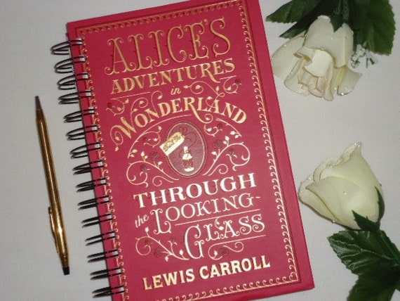 alices adventures in wonderland and through the looking-glass essay Editions for alice's adventures in wonderland & through the looking-glass: 0451527747 (mass market paperback published in 2000), 0785824464 (hardcover pu.