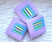 Lavender Fragrance in Many Colors Buttermilk Shea Butter and Glycerin Soap with Free Shipping in the US