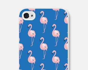 Pastel iPhone 6 Plus Case - Pastel iPhone 5 Case Flamingo iPhone 6 Case - Pastel iPhone 5c Case Pastel iPhone Case Flamingo iPhone 5s Case