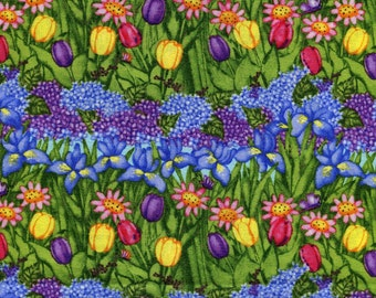 Birdhouse Gardens - SPX Fabric - 1 yard - More Available - BTY