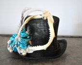 Shark Bite Mini Top hat