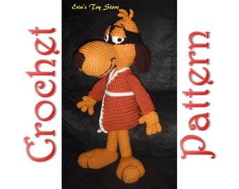 Hong Kong Phooey a Crochet Pattern by Erin Scull