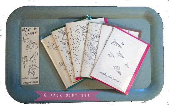 Greeting Card- Gift pack
