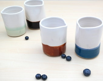Ceramic Creamer - Choose Color