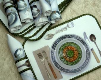 Dining Set: Set table