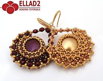 Tutorial Alma Earrings
