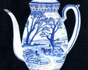 Dutch Teapot