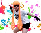 SPLATOON INKLING GIRL - Cosplay Hat - 6 Colors  Available