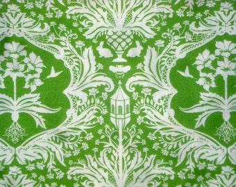 Super SALE : Garden Damask leaf Flora Lauren & Jessi Jung moda fabrics FQ or more