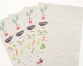 Farmers' Market - A5 Stationery - 12, 24 or 48 sheets