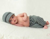 Baby Boy Clothes - Baby Boy Hats - Baby Boy - Newborn Boy - Newborn Boy Coming Home Outfit - Newborn Boy Photo Outfit - Infant Boy Outfit