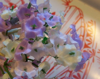 itty bitty pastel bouquet
