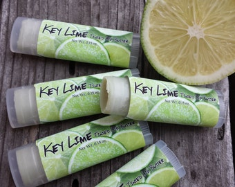 Key Lime Lip Butter with Tint