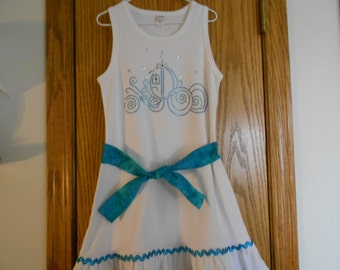 Girl's Carriage Dress