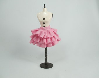 Handmade outfit for Blythe doll layers skirt B-60